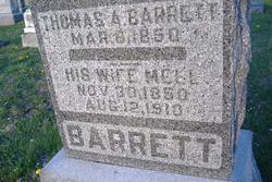 Thomas A Barrett