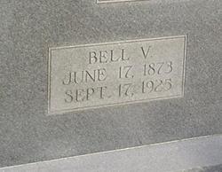 """Isabel Virginia """"Belle"""" <I>Graham</I> Albritton"""