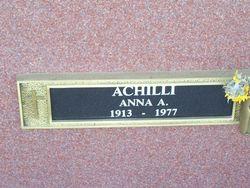 Anna A Anchilli