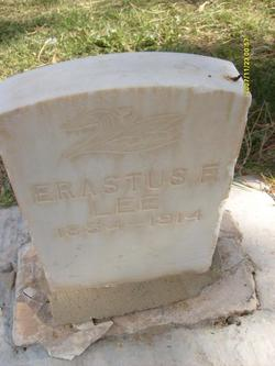 Erastus Franklin Lee