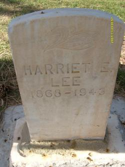 Harriet Elizabeth <I>Stratton</I> Lee