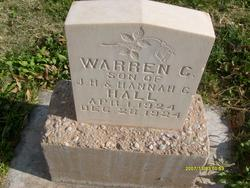 Warren Crosby Hall