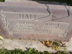 Wendell Pickett Hall