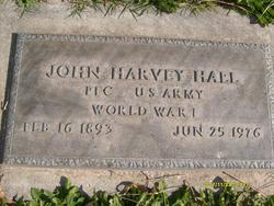 John Harvey Hall