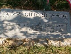 Aleath <I>Dalton</I> Gifford