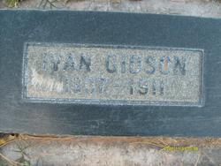 Ivan Gibson