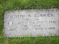 Joseph N Curwick