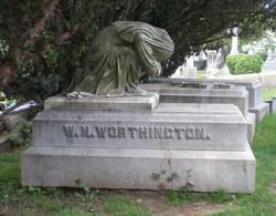 Capt William Nicholas Worthington