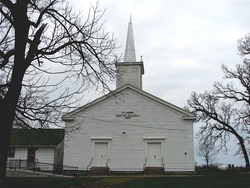 Mount Nebo Baptist Church and Cemetery