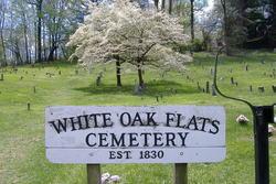White Oak Flats Cemetery