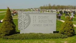 Saint Dominic and Saint Augustine Catholic Cemeter