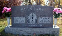 Alice Elizabeth <I>Haught</I> Barnhart