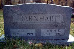"Nellie Maud ""Maud"" <I>Lundy</I> Barnhart"