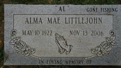 Alma Mae <I>Phillips</I> Littlejohn