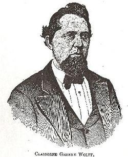 George Claiborne Wolff