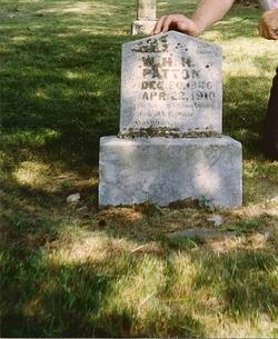 William Henry Harrison Patton