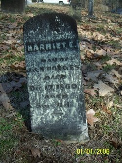 Harriet E. Hodges