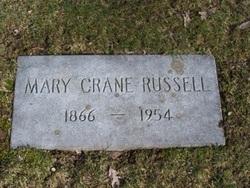 Mary <I>Crane</I> Russell