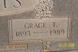 Grace Truman <I>White</I> Davis