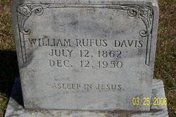 William Rufus Davis