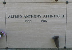 Alfred Anthony Affinito, II
