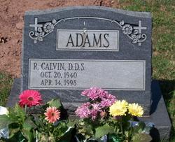 Dr R. Calvin Adams