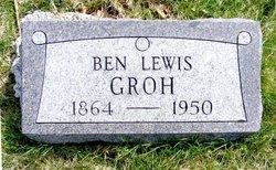 Benjamin Lewis Groh