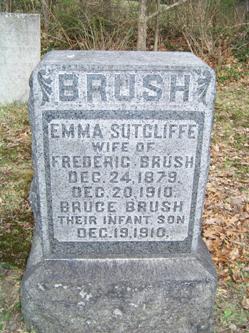 Emma <I>Sutcliffe</I> Brush