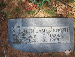 John James Booth