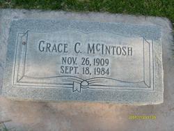 Grace Chloe <I>Roberts</I> McIntosh