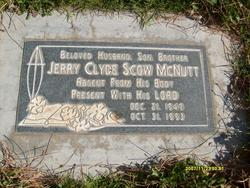 Jerry Clyde Scow McNutt
