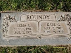 Erma Irene <I>Condie</I> Roundy