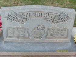 Elwin Tremont Spendlove