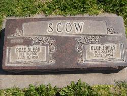 Rose <I>Bleak</I> Scow