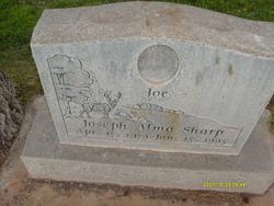 """Joseph Alma """"Joe"""" Sharp"""