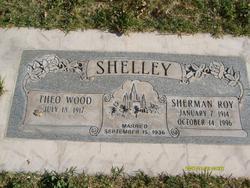 Sherman Roy Shelley