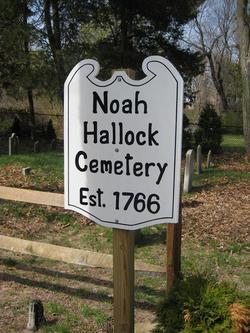 Noah Hallock Cemetery