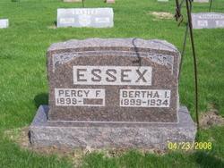 Bertha Irene <I>Baxter</I> Essex