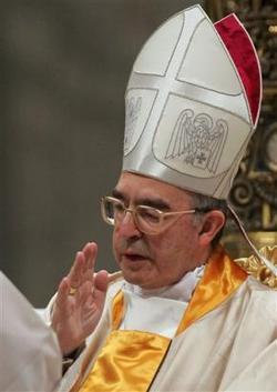 Cardinal Alfonso López Trujillo
