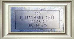 Wiley Hart Call