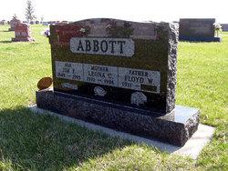 Leona Catherine <I>Boyd</I> Abbott