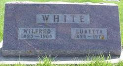 Luretta Winifred <I>Dodge</I> White