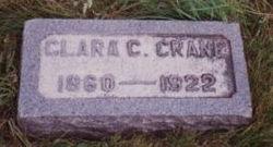 "Clarinda ""Clara"" <I>Carter</I> Crane"