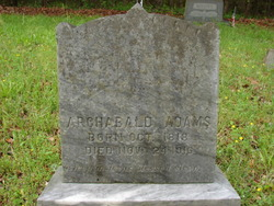 Archibald Adams