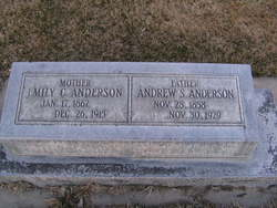Andrew Smith Anderson