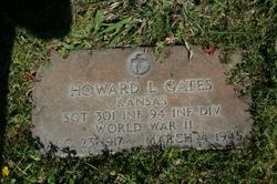 Howard L Gates