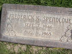Frederick Kenneth Spendlove