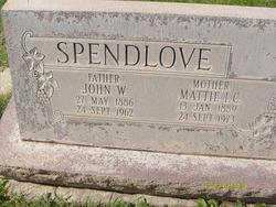 John William Spendlove