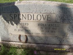 Mona Angell Spendlove