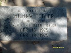 Hilary Tobler